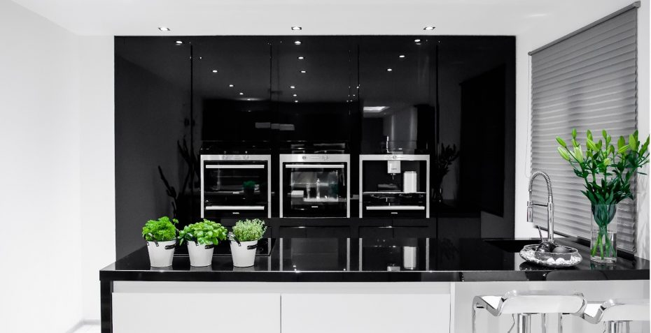 kuchyne na miru venture