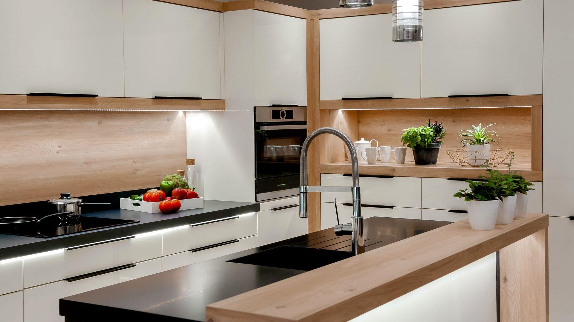 moderni kuchyn bolzano