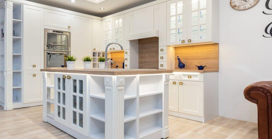 moderni rohova kuchynska linka london