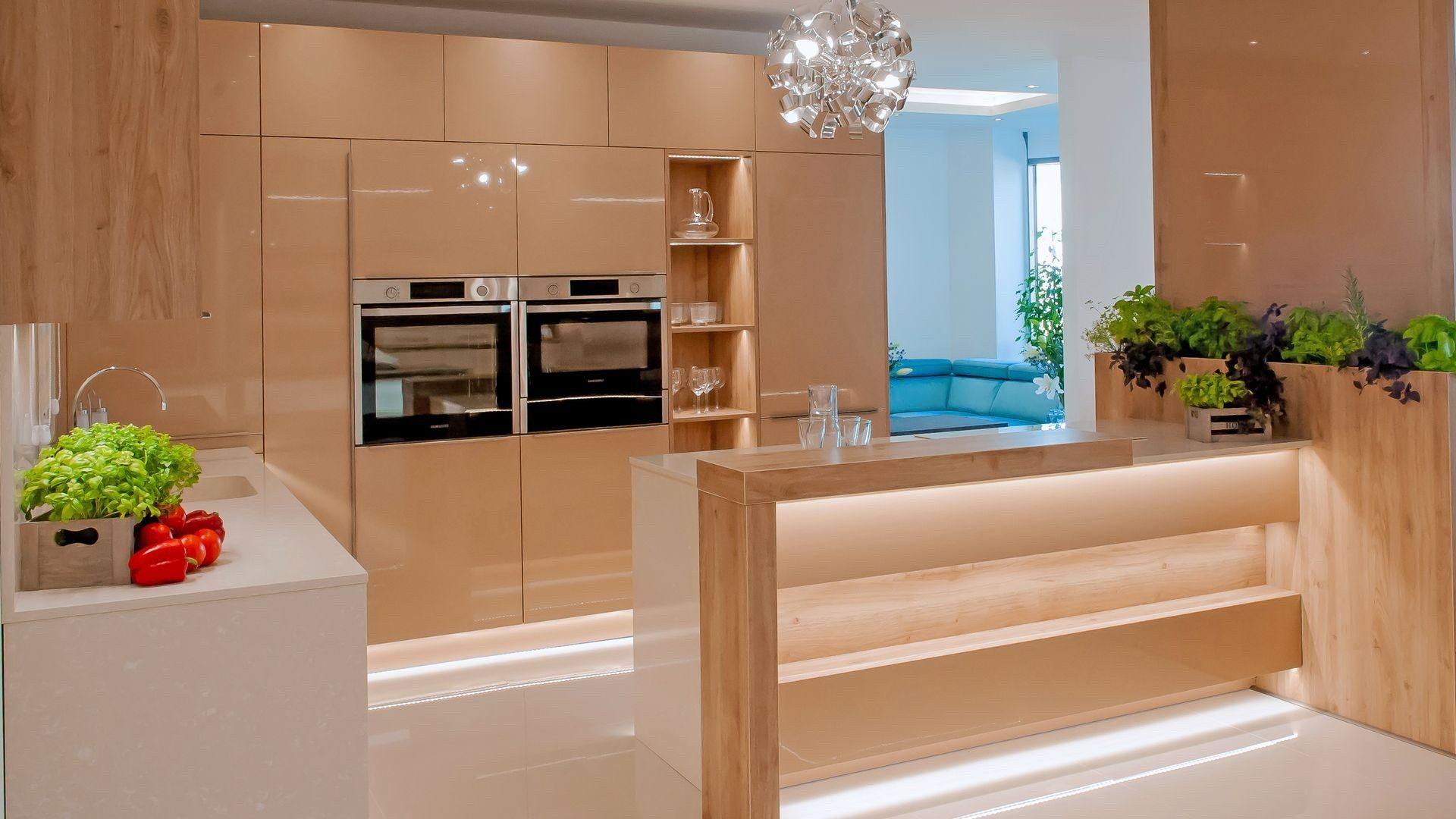 kuchyne na miru galaxy gold