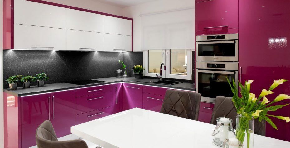 kuchynska linka traffic purple